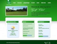 Aldersey Green Golf Club Website