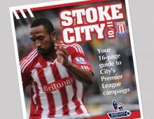 Stoke City FC publications