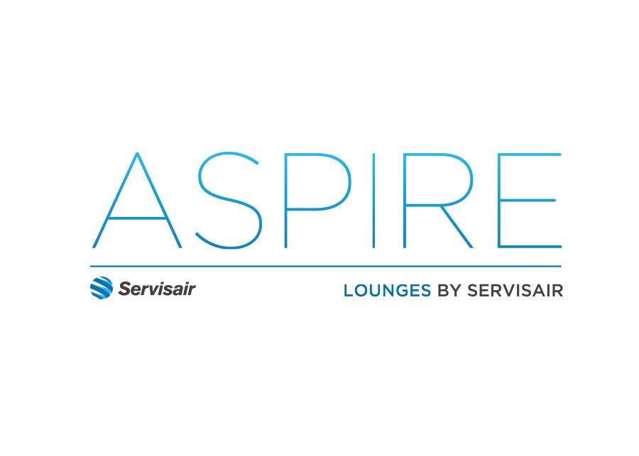 Aspire by Servisair Logo blue