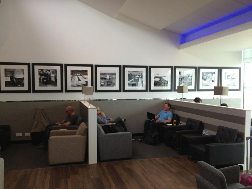 Aspire Lounge Manchester Gallery Curation