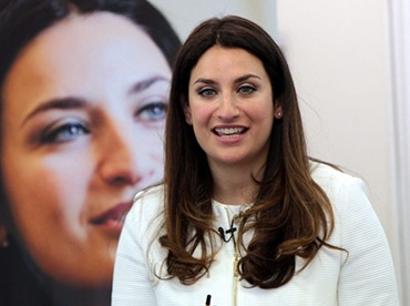Luciana Berger Campaign