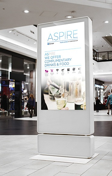 Aspire Airport Lounges