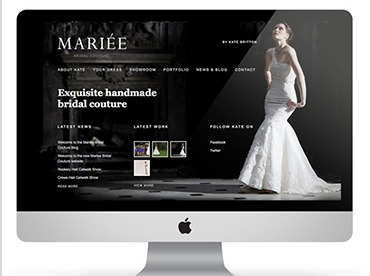 Mariee Web Design