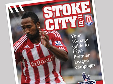 Stoke City FC Publications